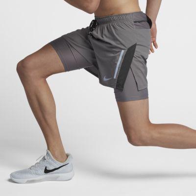 Купить Мужские беговые шорты 2-в-1 Nike Distance