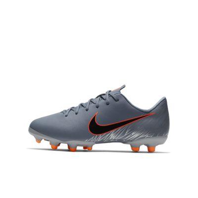 Korki piłkarskie na różne nawierzchnie dla małych/dużych dzieci Nike Jr. Mercurial Vapor XII Academy