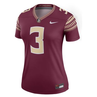 Nike College Legend (Florida State) Women's Football Jersey