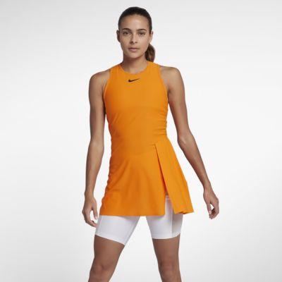 Tennisklänning NikeCourt TechKnit Cool Slam för kvinnor