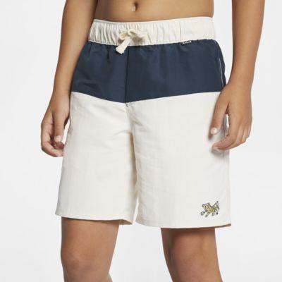 Hurley Trident Volley Walkshorts voor jongens (41 cm)