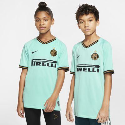 Inter Milan 2019/20 Stadium Away Genç Çocuk Futbol Forması