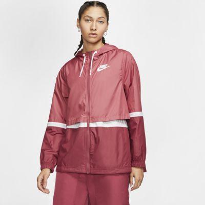 Nike Sportswear–vævet jakke til kvinder