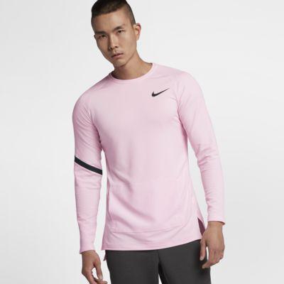 Męska koszulka z długim rękawem Nike Pro Modern