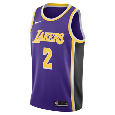 8023adece674 Lonzo Ball Statement Edition Swingman (Los Angeles Lakers) Men s ...