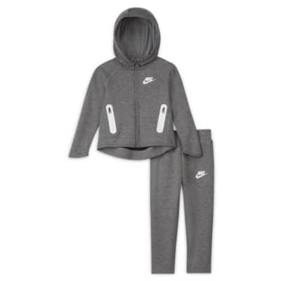 Nike Sportswear Tech Fleece-sæt i to dele til småbørn