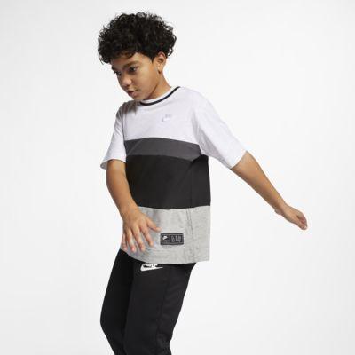 Nike Air Kurzarm-Oberteil für ältere Kinder (Jungen)