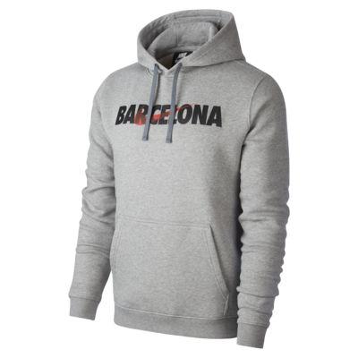 Nike Sportswear Club Fleece (Barcelona) Men's Printed Hoodie