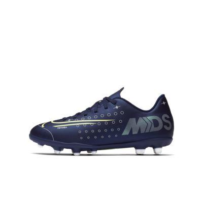 Korki piłkarskie na różne nawierzchnie dla małych/dużych dzieci Nike Jr. Mercurial Vapor 13 Club MDS MG