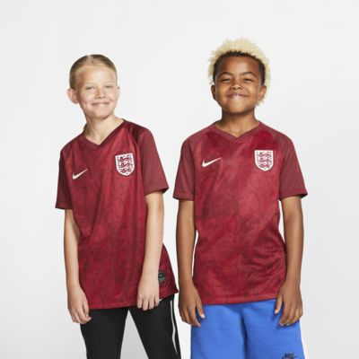 England 2019 Stadium Away Older Kids' Football Shirt