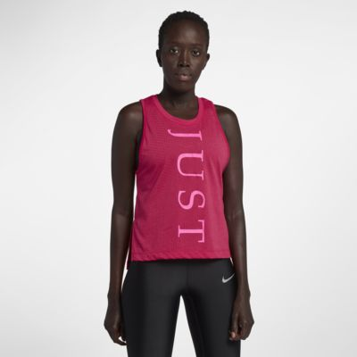 Nike Tailwind JDI Camiseta de tirantes de running - Mujer
