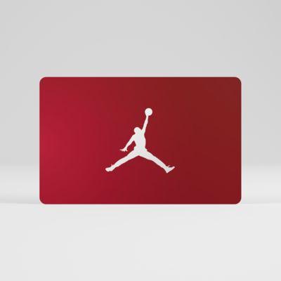 Jordan Digital Gift Card
