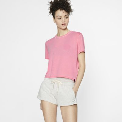 Hurley Rise & Shine Women's Short-Sleeve T-Shirt