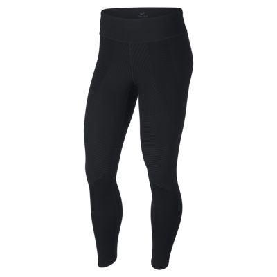 Nike Epic Lux Women's Texture Mid-Rise Running Tights