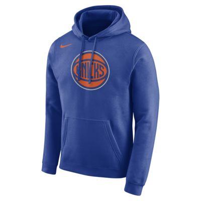 New York Knicks Nike Men's Logo NBA Hoodie