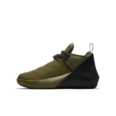 Jordan 'Why Not?' Zer0.1 Low Boys' Basketball Shoe