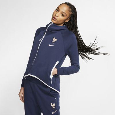 FFF Tech Fleece-fodboldkappe til kvinder