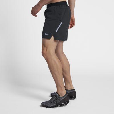 กางเกงวิ่งขาสั้น 5 นิ้วมีซับในผู้ชาย Nike Flex Stride