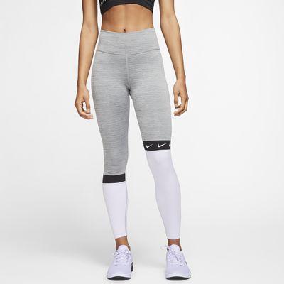 Женские слегка укороченные тайтсы Nike One