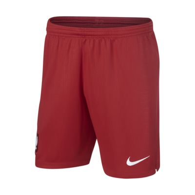 2018 Poland Stadium Away Men's Football Shorts