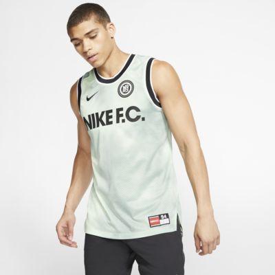 Haut de football sans manches Nike F.C. pour Homme