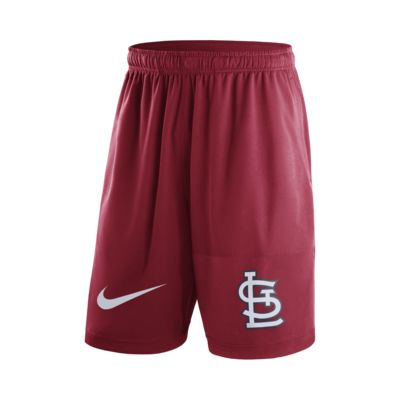 "Nike Dry Fly (MLB Cardinals) Men's 10"" Shorts"