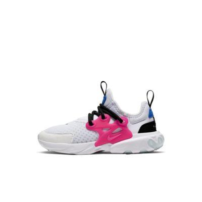 Calzado para niños talla pequeña Nike RT Presto