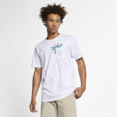Hurley Hanoi Men's Pocket T-Shirt