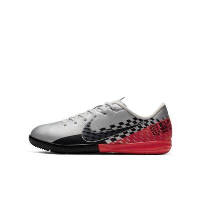 Nike Jr. Mercurial Vapor 13 Academy Neymar Jr. IC Kids' Indoor/Court Football Shoe
