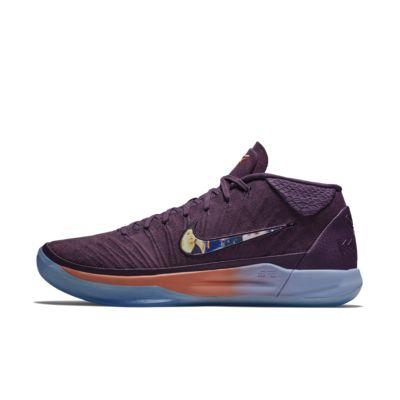 premium selection 8f0c7 42bf5 Lila Schuhe Schwarz Nike Kobe A.d Mid Gold Herren Basketball - associate -degree.de
