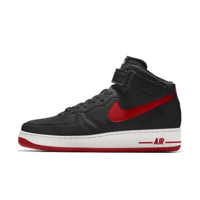 Nike Air Force 1 Mid By You personalisierbarer Herrenschuh