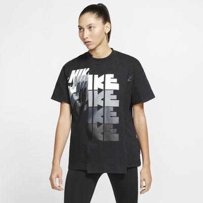 Nike x Sacai Samarreta híbrida - Dona