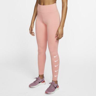 Nike Swoosh testhezálló női futónadrág