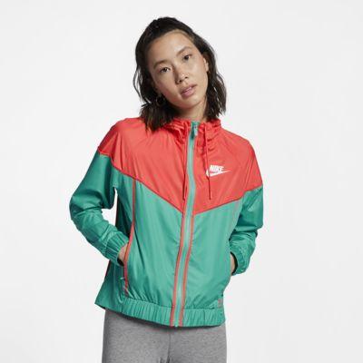Γυναικείο υφαντό αντιανεμικό Nike Sportswear Windrunner