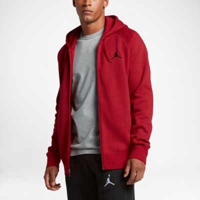 Jordan Flight Men's Basketball Full-Zip Hoodie
