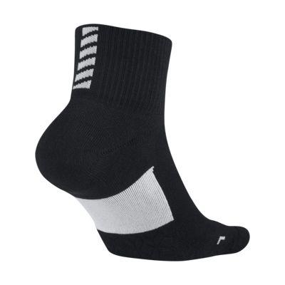 Nike Elite Cushion Quarter Laufsocken