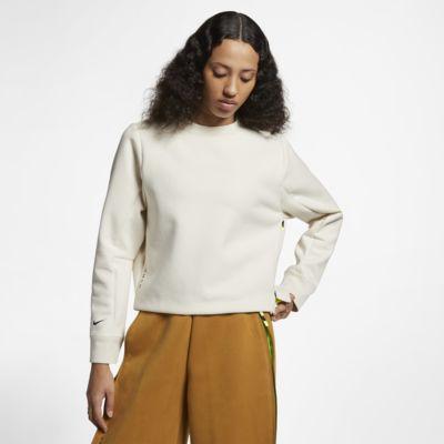 Nike Sportswear Tech Pack Damesshirt met ronde hals