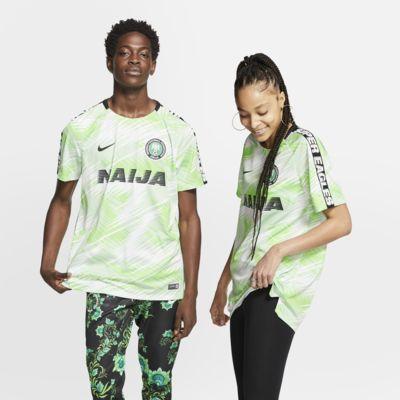 Haut de football Nigeria Squad pour Homme