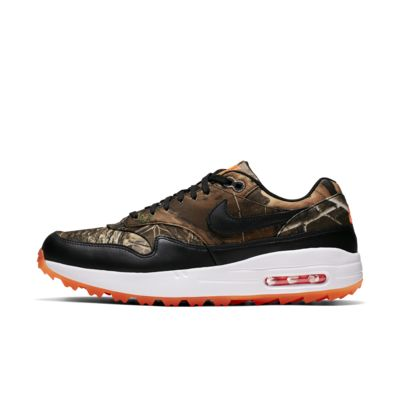 Nike Air Max 1 G RealtreeⓇ Men's Golf Shoe
