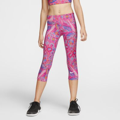 Nike One Older Kids' (Girls') Capris