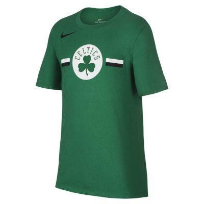 波士顿凯尔特人队 Nike Dri-FITNBA大童(男孩)T恤