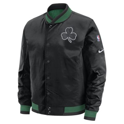 Veste réversible Nike NBA Boston Celtics Courtside pour Homme