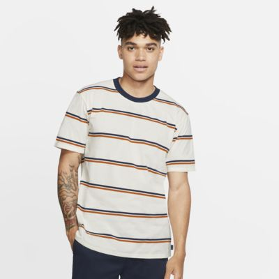 Hurley Dri-FIT Harvey Stripe Men's Short-Sleeve Top