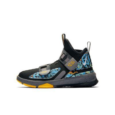 LeBron Soldier 13 FlyEase Zapatillas de baloncesto - Niño/a