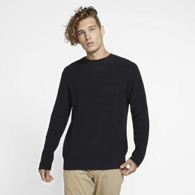 Hurley Rogers Solid Herren-Sweatshirt