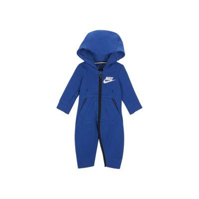Nike Sportswear Tech Fleece Baby (0-9M) Hooded Coverall