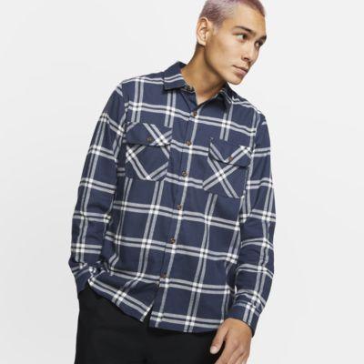 Pánská košile Hurley Dri-FIT Salinger s dlouhým rukávem