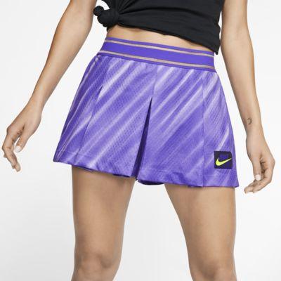 Short de tennis NikeCourt Slam pour Femme