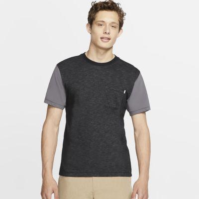 Camisa tejida de manga corta para hombre Hurley Dri-FIT Bridge