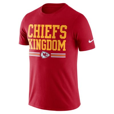 Nike Dri-FIT (NFL Chiefs) Big Kids' T-Shirt